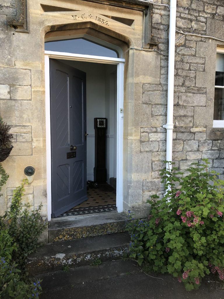 Simon's Door